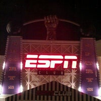 Photo taken at ESPN Club by Chris S. on 5/19/2012