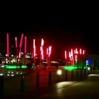 Photo taken at Grand Canal Dock by Hugh C. on 2/20/2012