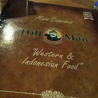 Photo taken at Warung Hillman by Taufik N. Alamsyah on 9/9/2012