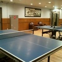 Photo taken at Shibuya Ping Pong Club by Shinya S. on 6/20/2012