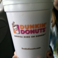 Photo taken at Dunkin' Donuts by EDubs on 6/12/2012