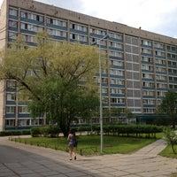 Снимок сделан в Межвузовский студенческий городок пользователем Даня П. 5/21/2012