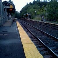 Photo taken at MBTA Grafton Station by Ifferjenn on 8/16/2012