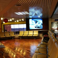 Photo taken at Aeropuerto Internacional Silvio Pettirossi (ASU) by Joao O. on 5/1/2012