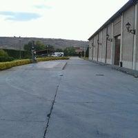 Photo prise au Bodegas Altanza par Aritz B. le9/8/2012