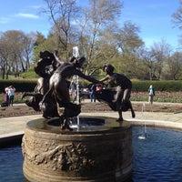 4/8/2012にJeremy A.がCentral Park - Conservatory Gardenで撮った写真
