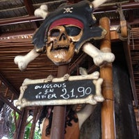 Photo taken at Le Pirate Caribéen by Carene D. on 8/21/2012