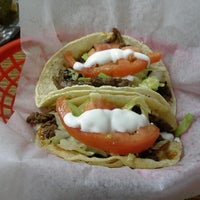 Photo taken at Mr. Taco by Nara H. on 8/9/2012