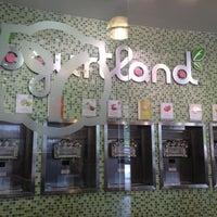 Photo taken at Yogurtland by Titus B. on 4/21/2012