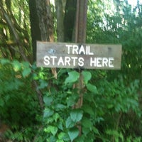 Photo taken at Martz Road Trails (Piney Run) by Denise F. on 8/12/2012