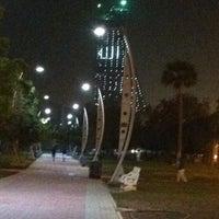 Photo taken at Al Corniche Walk by Saad A. on 2/22/2012