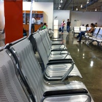 Photo taken at Terminal C by Teo G. on 7/4/2012