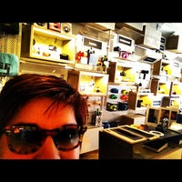 Photo taken at Lomography Gallery Store Santa Monica by Shaleefa J. on 6/11/2012