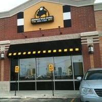 Photo taken at Buffalo Wild Wings by Laura K. on 2/4/2012