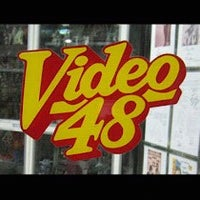 Photo taken at Video 48 by Ma Micaela F. on 8/25/2012