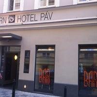 Photo taken at Best Western hotel Páv by Frank H. on 4/29/2012