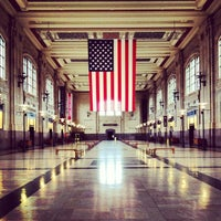 Photo taken at Union Station by Whitney L. on 5/31/2012