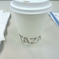 Photo taken at Taza by Holli L. on 5/7/2012