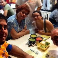 Photo taken at Tacos El Samuray by Berni R. on 5/11/2012