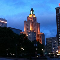 Photo taken at Downtown Providence by Oge M. on 6/19/2012