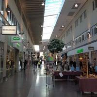 Photo taken at SKHLM - Skärholmens Centrum by Jon T. on 3/30/2012