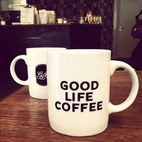 Das Foto wurde bei Good Life Coffee von Tuuti P. am 6/1/2012 aufgenommen