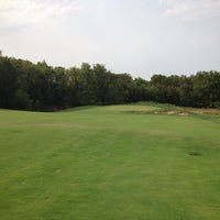 Photo taken at Arbor Links Golf Club by Jason H. on 8/16/2012