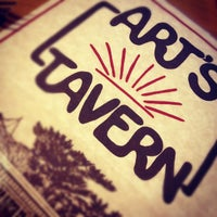 Photo taken at Art's Tavern by Scott L. on 8/25/2012