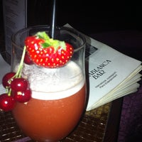 Photo taken at Casablanca Bar | Le Méridien Parkhotel Frankfurt by Figen M. on 6/12/2012
