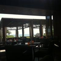 Photo taken at Merica Restaurant, Tanah Lot, Bali by Made Sebastian S. on 4/14/2012