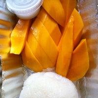Photo taken at Bulan Thai by Jen d. on 5/13/2012