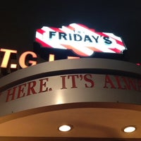 Photo taken at TGI Fridays by Marty C. on 6/9/2012