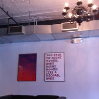 Photo taken at SPIN Media by Campbell K. on 6/7/2012