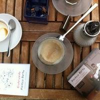 Photo taken at Cafe Selig by Detlef R. on 6/16/2012