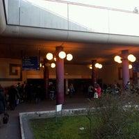 Photo taken at Metro Anagnina (MA) by Guido Giacomo C. on 2/29/2012