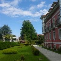 Photo taken at Hotel Hacienda de Don Juan by Juan Carlos M. on 7/7/2012