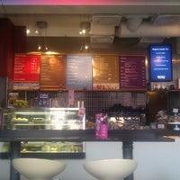 Photo taken at Wayne's Coffee by Nick on 8/14/2012