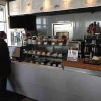 Photo taken at Aroma Espresso Bar by Yoram W. on 3/26/2012