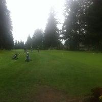 Photo taken at Fairway Village Golf Course by Jeremy S. on 8/10/2012