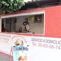 Photo taken at lonches calientes nacho veliz by Nacho V. on 7/16/2012