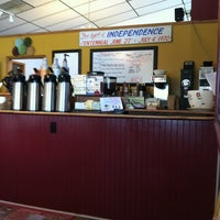 Photo taken at Ane Maes Natural Foods and Coffee House by Jim K. on 2/23/2012