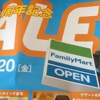 Photo taken at FamilyMart by Hideaki I. on 7/17/2012