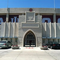 Photo taken at Memorial Stadium by Carl J. on 4/23/2012