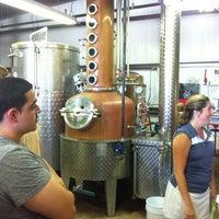 Photo taken at Railean Rum Distillery by Shaun T. on 7/20/2012