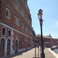 Photo taken at Generator Venice a.k.a Ostello Venezia by Nicole G. on 6/14/2012