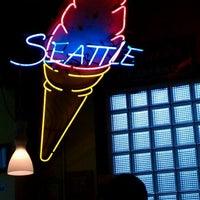 Photo taken at Luna Park Cafe by Richard O. on 4/28/2012