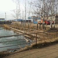 Photo taken at Шиномонтаж by Farida Salvadorovna on 4/23/2012