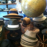 Photo taken at Goorin Bros. Hat Shop - French Quarter by Brian H. on 6/8/2012
