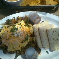 Photo taken at Good 2 Go Taco by Chris C. on 5/5/2012