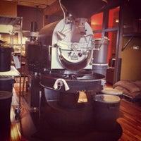 Photo taken at Herkimer Coffee by Josh F. on 4/24/2012